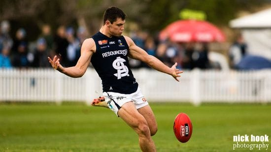 Fitt to miss Crows Clash