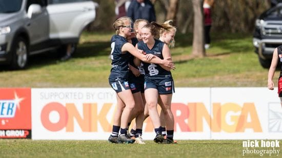 City of Onkaparinga provide significant support towards Panthers female change rooms