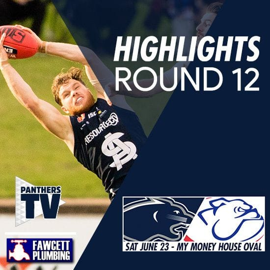 PanthersTV: Round 12 Highlights - South Adelaide Vs Central District