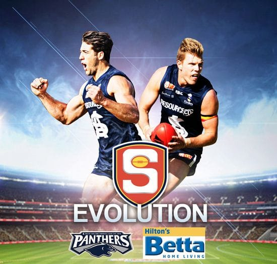 Panthers Play AFL Evolution