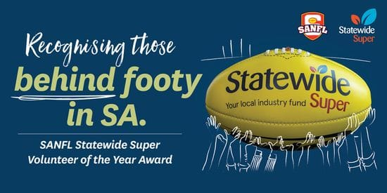 Nominate a local legend for the Statewide Super Volunteer of the Year Award