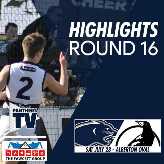 PanthersTV: Round 16 Highlights - South Adelaide Vs Port Adelaide