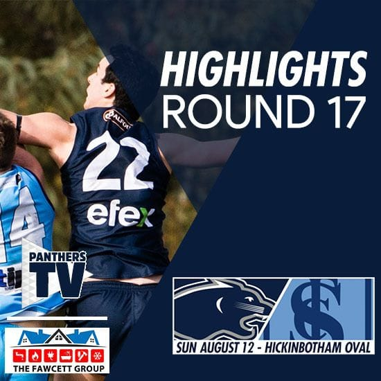PanthersTV: Round 17 Highlights - South Adelaide Vs Sturt