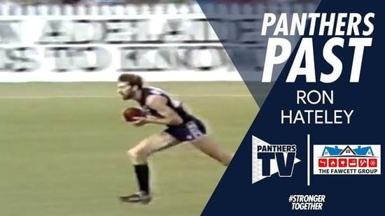 Panthers Past - Ron Hateley