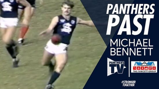 Panthers Past - Michael Bennett
