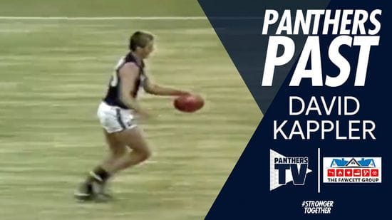 Panthers Past - David Kappler