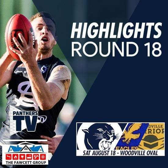 Panthers TV: Round 18 Highlights - South Adelaide vs Eagles