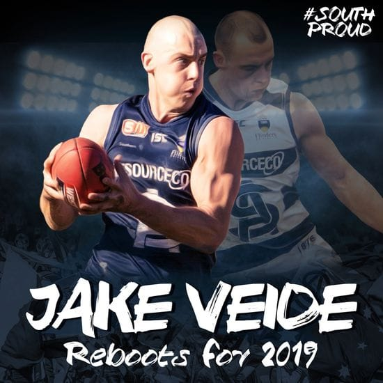 Jake Veide reboots for 2019!