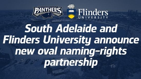 Flinders University and South Adelaide take partnership to the next level