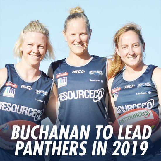 Lauren Buchanan to lead Panthers women in 2019