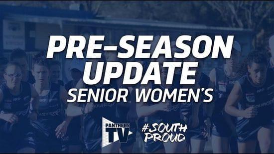 PanthersTV: Senior women's preseason update