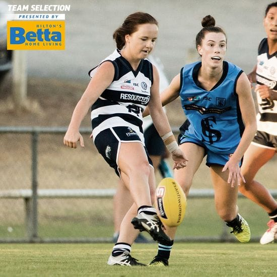 Betta Teams: SANFLW Round 3 - West Adelaide vs South Adelaide