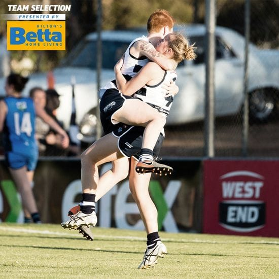 Betta Teams: SANFLW Round 4 - South Adelaide vs North Adelaide