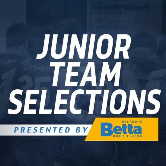 Betta Teams: U16s Round 2 - South Adelaide vs West Adelaide