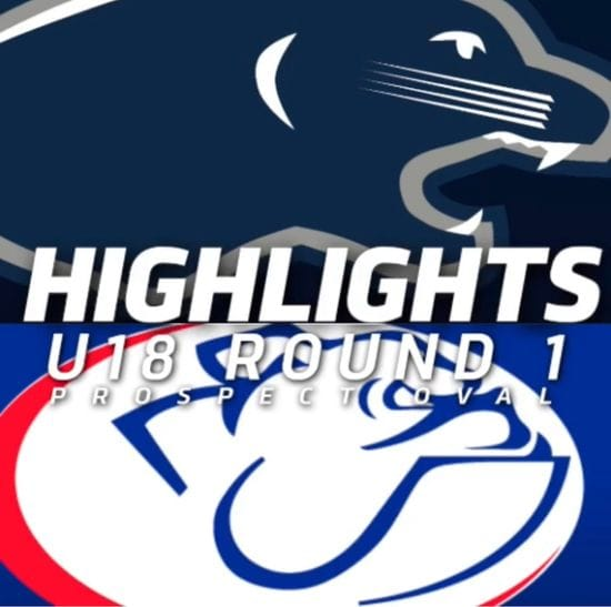 PanthersTV: South Adelaide vs Central District Highlights | Round 1, 2019 | Under-18s