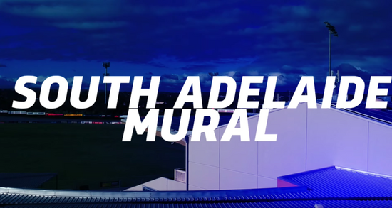 Panthers TV: South Adelaide Mural