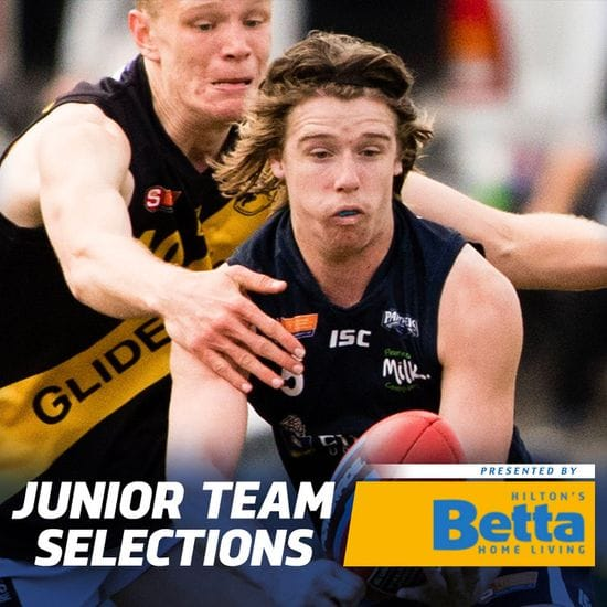 Betta Teams: Juniors - U18 Elimination Final
