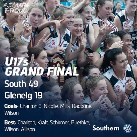 Junior Girls Match Report: U17s claim 4th straight Talent Shield!