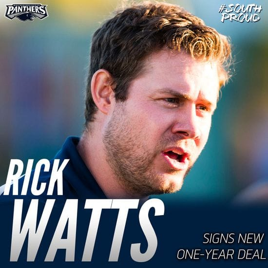 Rick Watts signs on as Senior Women's Coach
