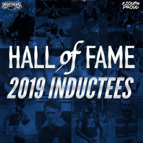 Four South Adelaide Champions inducted into SAFC Hall of Fame