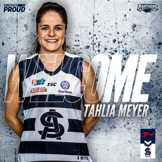 Tahlia Meyer joins the Panthers!