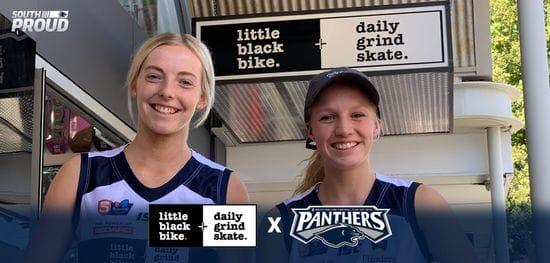 Little Black Bike + Daily Grind Skate Join the Winning Team.
