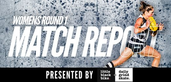 Women's Match Report: Round 1 South vs Eagles