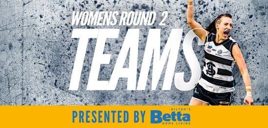 Betta Teams: SANFLW Round 2 - South Adelaide vs Sturt