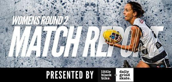 Women's Match Report: Round 2 South vs Sturt