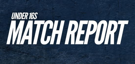 Under-16 Match Report: South Adelaide vs Norwood