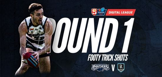 SANFL Digital League Round 1 vs Port