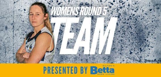 Betta Teams: SANFLW Round 5 - South Adelaide vs Glenelg