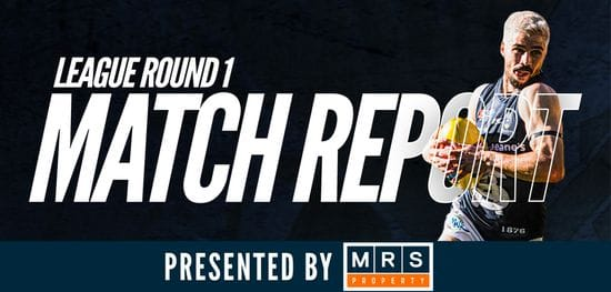 MRS Property League Round 1 Match Report: Panthers hold off Eagles