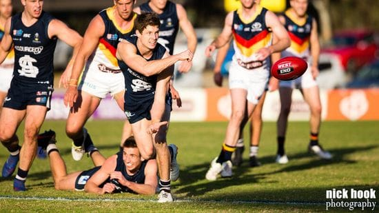 South Adelaide Co-captain faces an extended stint on the sidelines