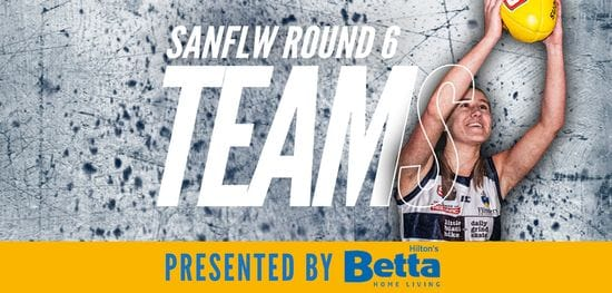 Betta Teams: SANFLW Round 6 - South Adelaide vs Centrals
