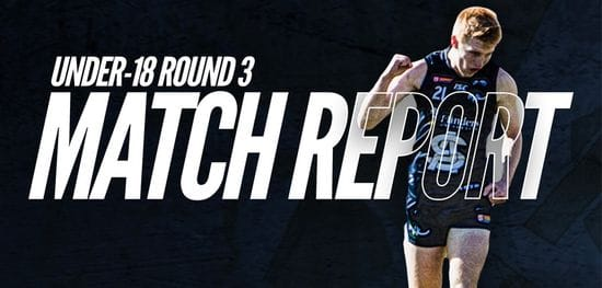 Under-18 Match Report Round 3: South vs Centrals