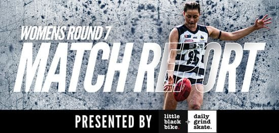 LBB + DGS Women's Match Report: Round 7 South vs West