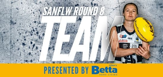 Betta Team: SANFLW Round 8 - South Adelaide vs Glenelg