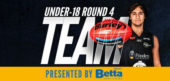 Betta Teams: Under-18 Round 4 - South Adelaide vs Sturt