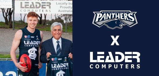 Panthers and Leader Computers Lead from the front