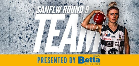 Betta Team: SANFLW Round 9 - South Adelaide vs Central District