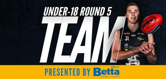 Betta Teams: Under-18 Round 5 - South Adelaide @ West Adelaide