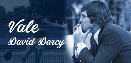 Vale David Darcy
