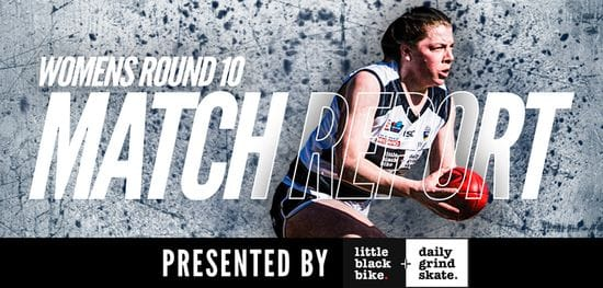 LBB + DGS Women's Match Report: Round 10 South @ West Adelaide