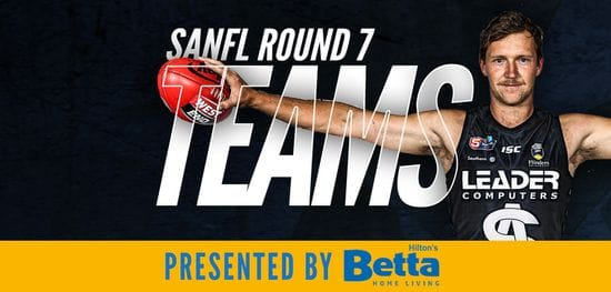 Betta Teams: SANFL Round 7 - South Adelaide @ Norwood