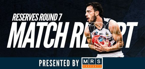 MRS Property Reserves Match Report Round 7: South vs Norwood
