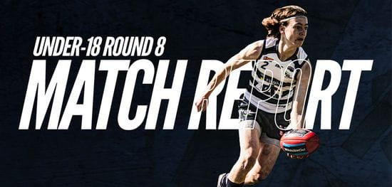 Under-18 Match Report Round 8: South vs Eagles