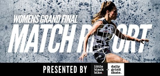 LBB + DGS Women's Match Report: Grand Final South vs North