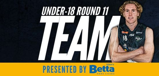 Betta Teams: Under-18 Round 11 - South Adelaide vs Sturt