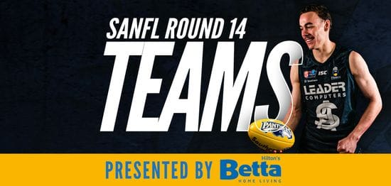 Betta Teams: SANFL Round 14 - South Adelaide vs North Adelaide